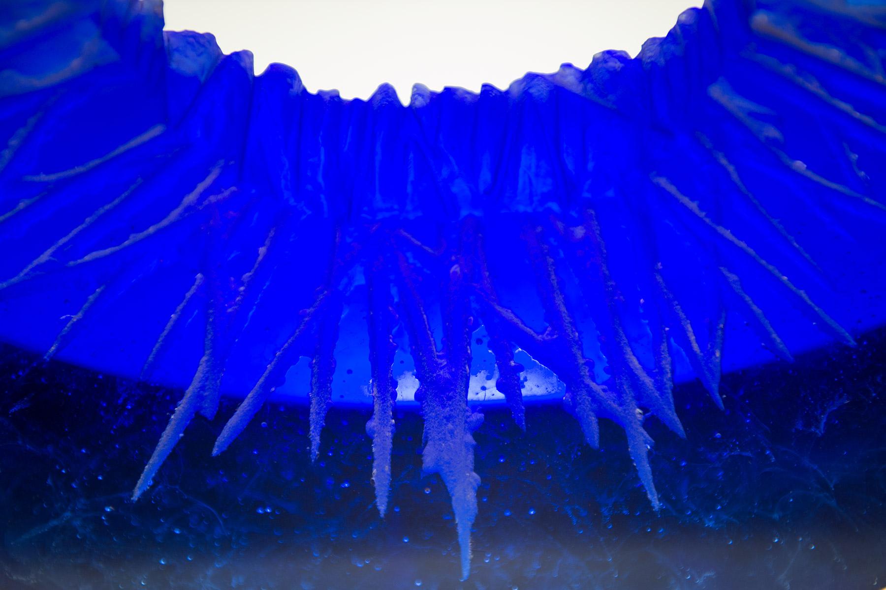 """Wyróżnienia honorowe: Karolina Ludwiczak, """"Właściwości estetyczne szkła jako inspiracja do kreowania małych form rzeźbiarskich"""", Akademia Sztuk Pięknych we Wrocławiu, promotor: prof. Małgorzata Dajewska (źródło: materiały prasowe organizatora)"""