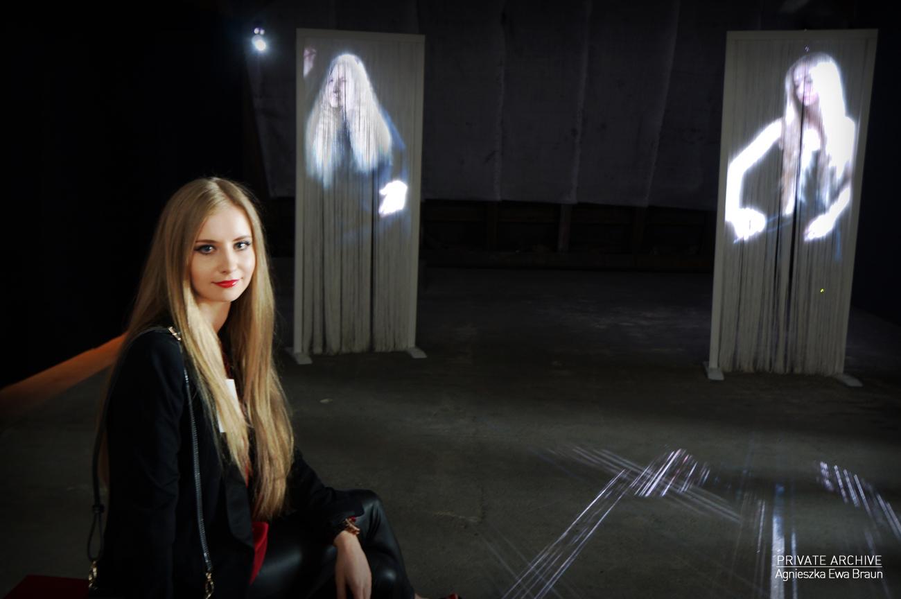 """Ostrale 2015, Agnieszka Ewa Braun, """"Frame of reference"""" (źródło: materiały prasowe organizatora)"""