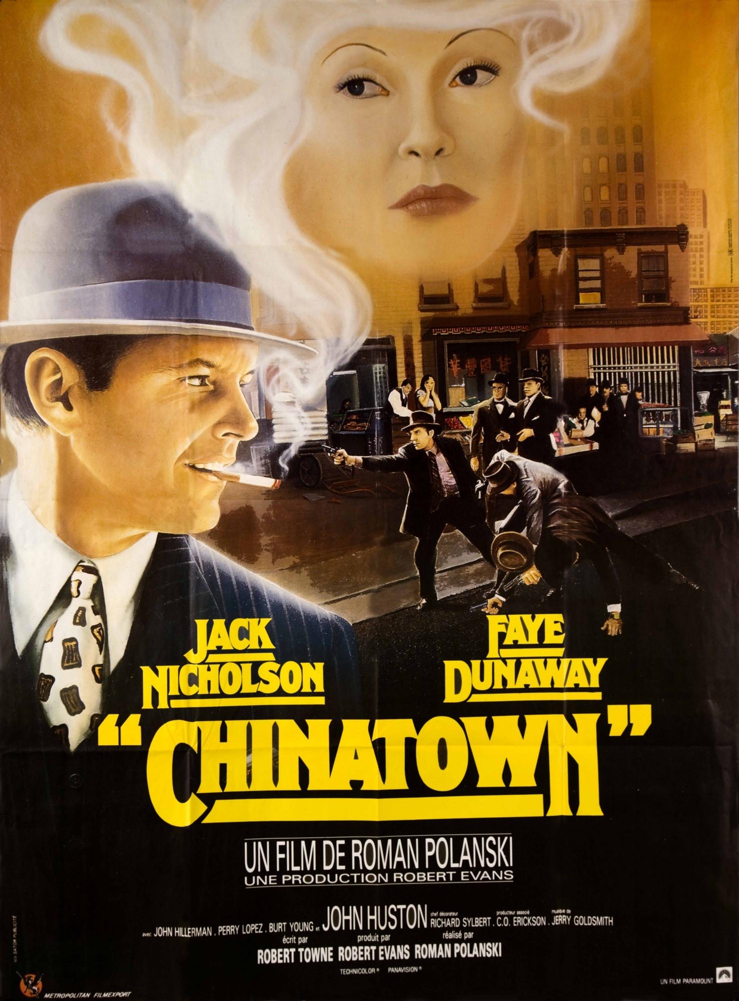 """""""Chinatown"""", plakat (źródło: materiały prasowe)"""