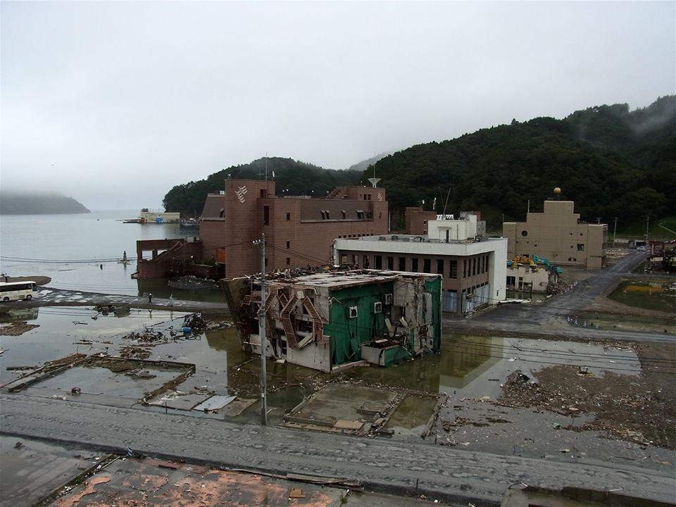 """Angelika Markul, """"Welcome to Fukushima"""" (źródło: materiały prasowe organizatora)"""