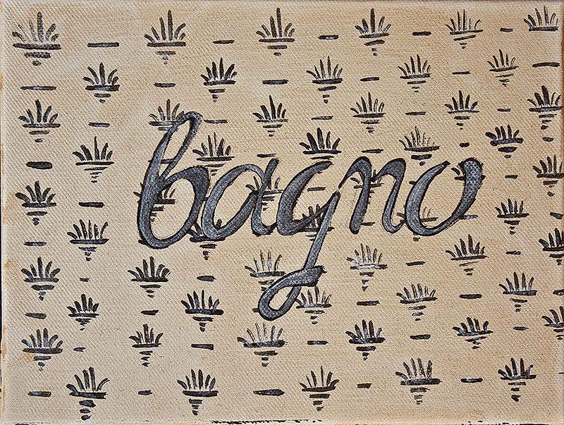 """Magdalena Franczak, """"Bagno"""" (źródło: materiały prasowe organizatora)"""