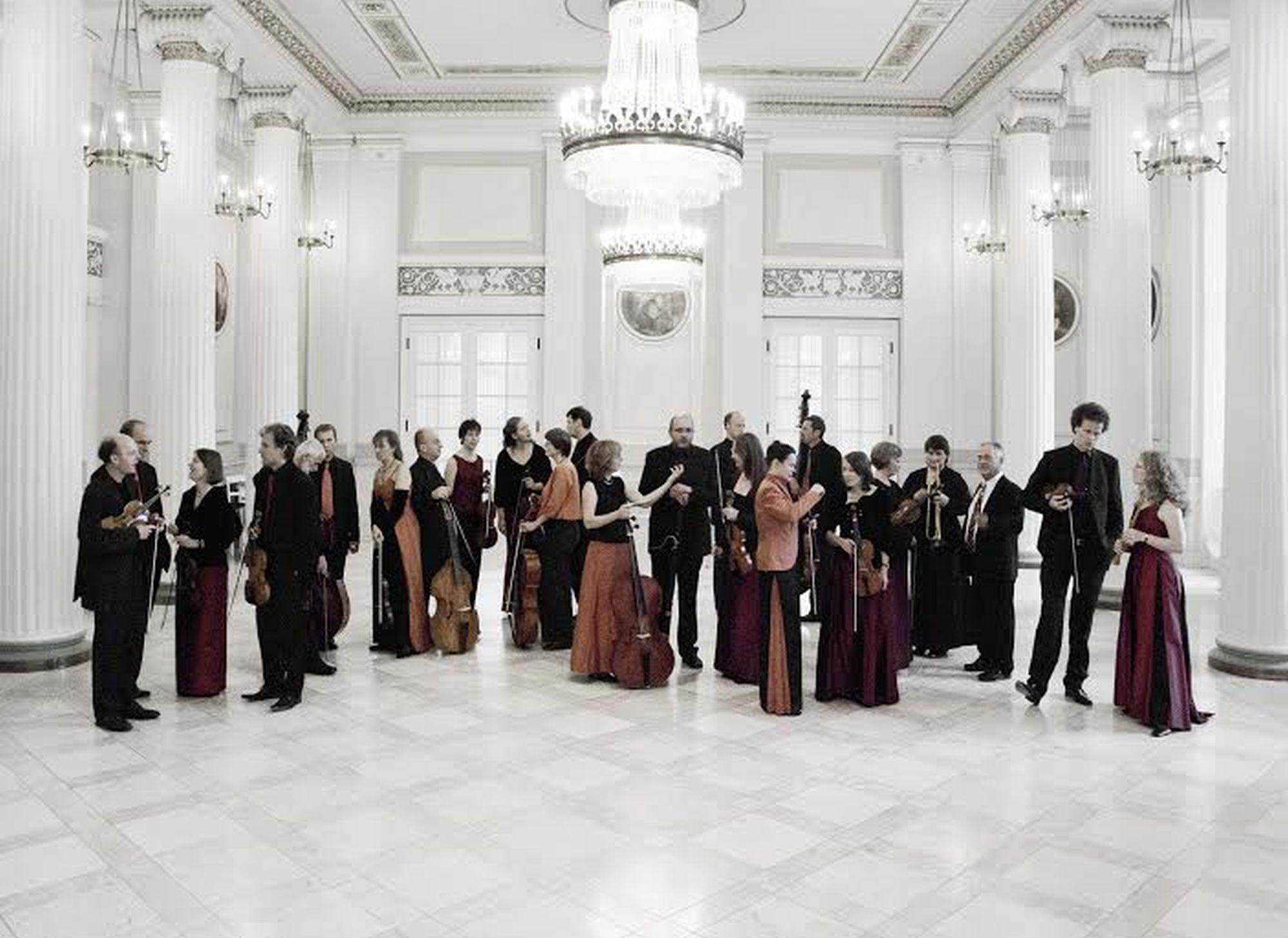 Gruppenfoto Akamus Beethovensaal (źródło: materiały prasowe)