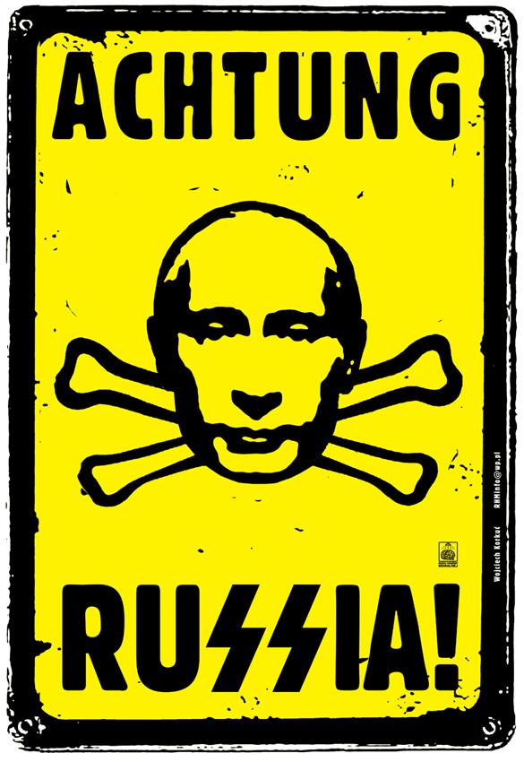 """""""Achtung Russia"""" (źródło: materiały prasowe organizatora)"""