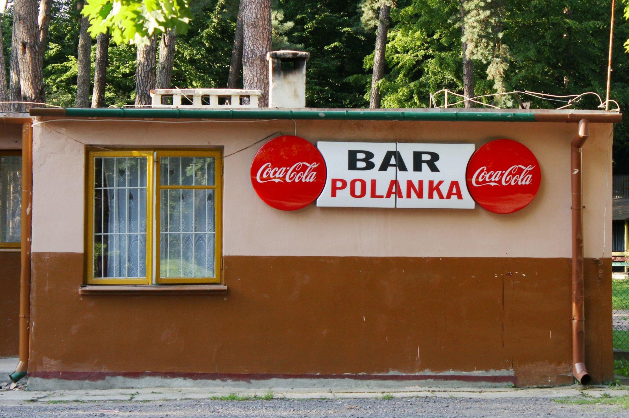 """""""Ogrody"""", Igor Przybylski, """"Bar Polanka"""", Garbatka Letnisko, 2015 (źródło: materiały prasowe)"""