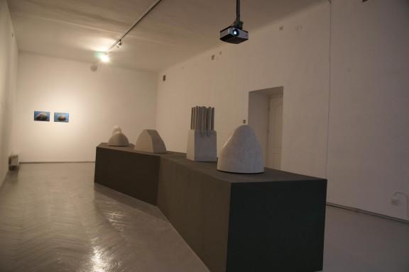 """Hege Lønne, z wystawy """"Formy równoważne"""", Galeria Biała w Lublinie (źródło: materiały prasowe organizatora)"""