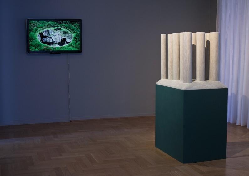 """Hege Lønne, """"Natur der Dinge"""", Austriackie Forum Kultury, Warszawa 2012 (źródło: materiały prasowe organizatora)"""