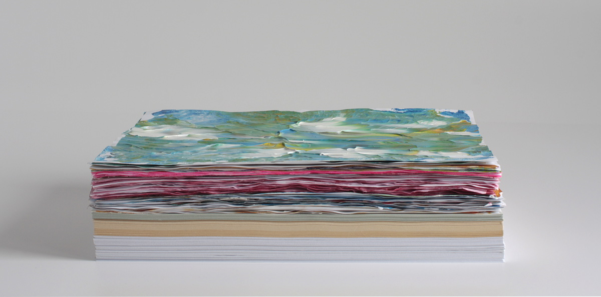 """Janusz Janczy, """"bez tytułu / przypływ II"""", 2015 (źródło: materiały prasowe organizatora)"""