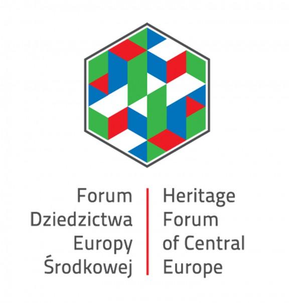3. Forum Dziedzictwa Europy Środkowej, logotyp (źródło: materiały prasowe organizatora)