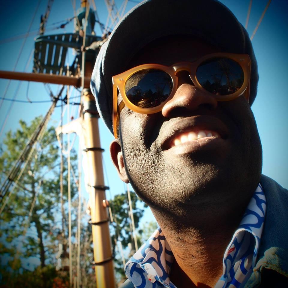 Alain Mabanckou (źródło: materiały prasowe organizatora)