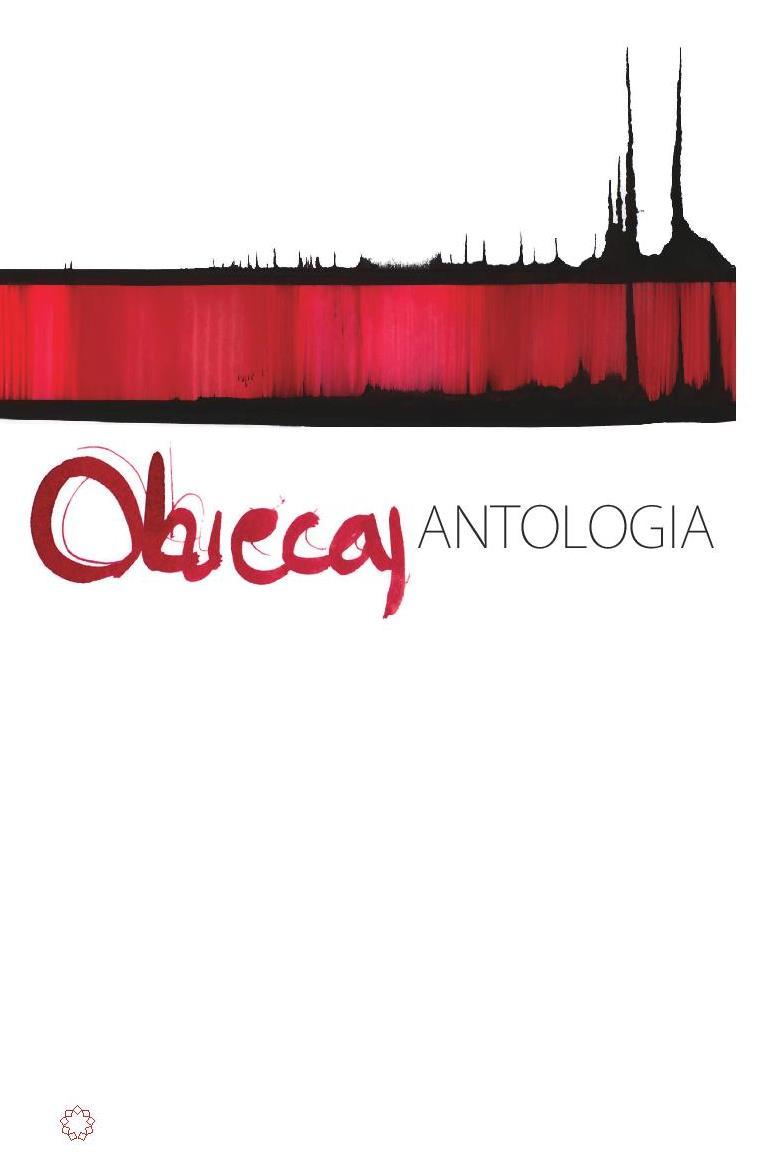"""""""Obiecaj. Antologia"""" – okładka (źródło: materiały prasowe organizatora)"""