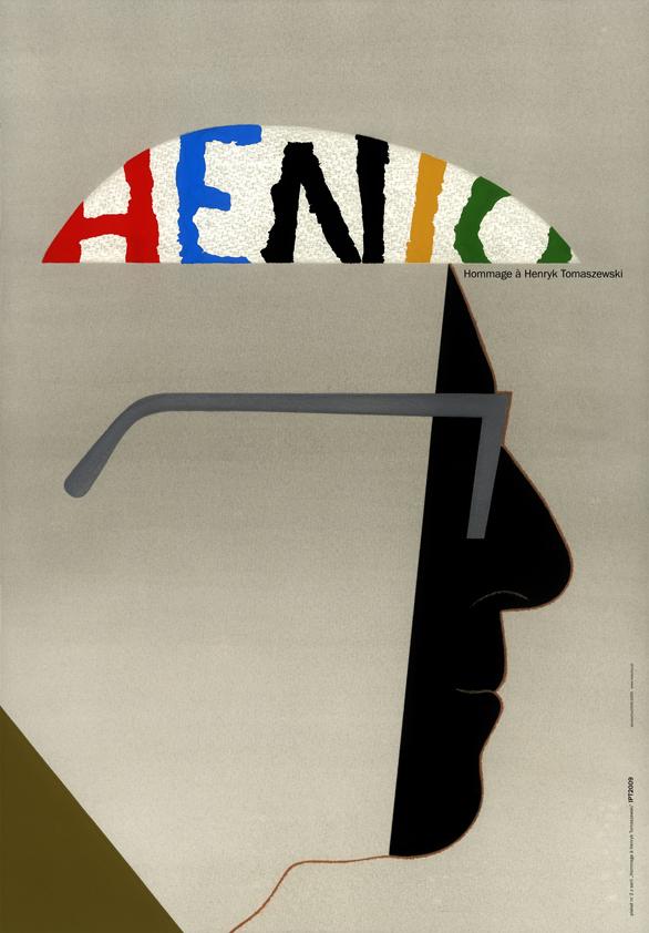 """Henryk Tomaszewski, z wystawy """"Rozmowa z ukiyo-e"""" (źródło: materiały prasowe organizatora)"""