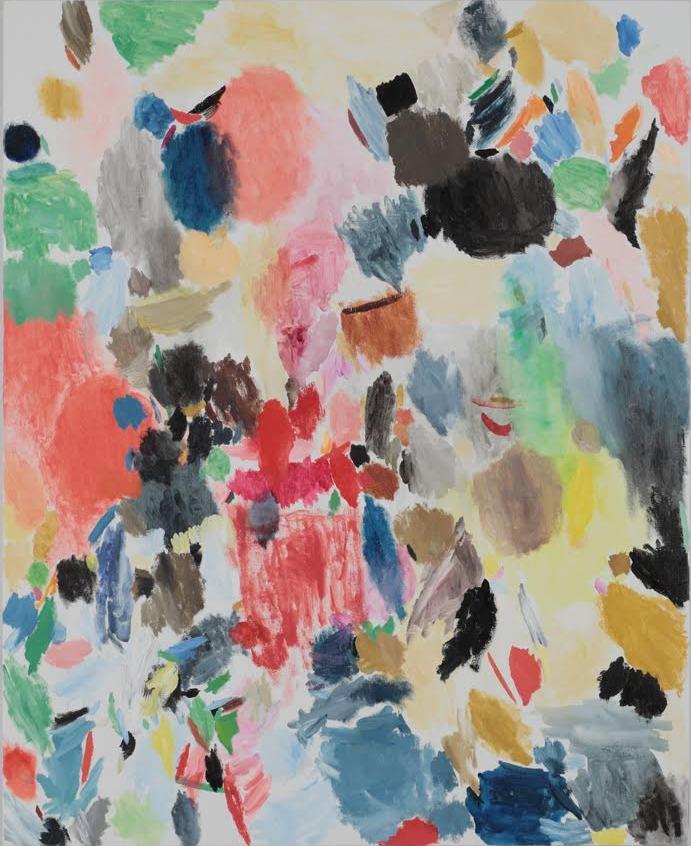 """Hirokazu Sagiura, z wystawy """"Rozmowy z ukyio-e"""" (źródło: materiały prasowe organizatora)Hirokazu Sagiura, z wystawy """"Rozmowa z ukiyo-e"""" (źródło: materiały prasowe organizatora)"""