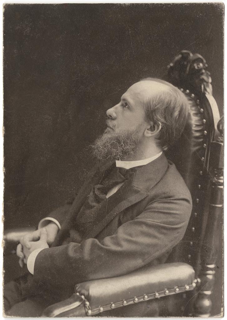 Tadeusz Pawlikowski, fot. Józef Sebald, Kraków, ok. 1909, wł. MHK (źródło: materiały prasowe)
