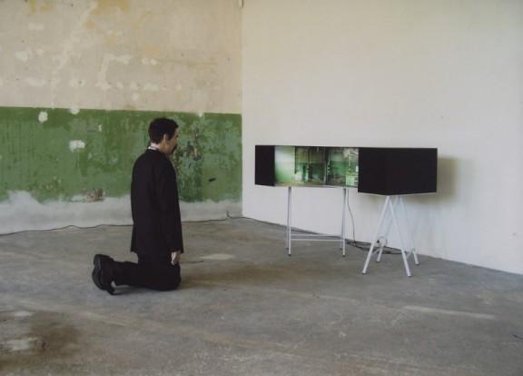 """""""Izba Pamięci Lecha Wałęsy"""", Grzegorz Klaman, 2005, IS Wyspa (źródło: materiały prasowe organizatora)"""