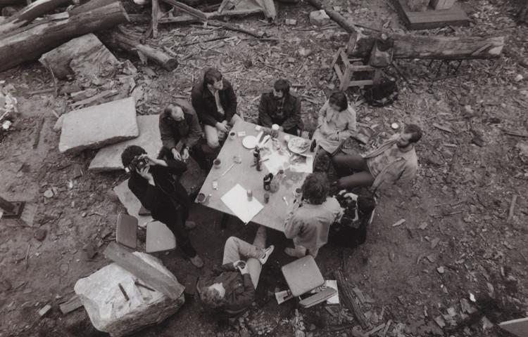 Wyspa Spichrzów, lata 80. (źródło: materiały prasowe organizatora)