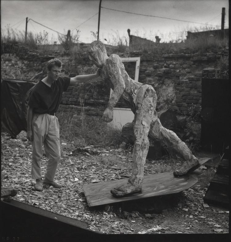 Big Man, Grzegorz Klaman, lata 80., Wyspa Spichrzów (źródło: materiały prasowe organizatora)