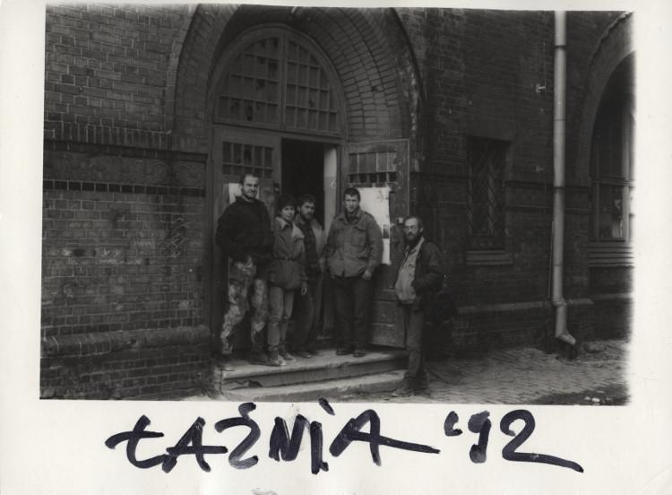 Dawna Łaźnia Miejska, 1992 (źródło: materiały prasowe organizatora)