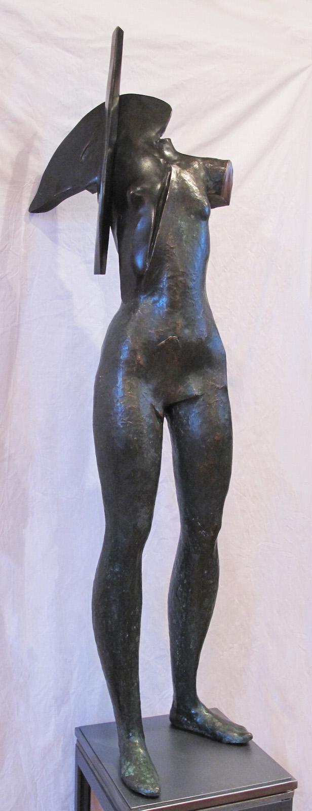 Rzeźba Krzysztofa Bronisława, Galeria Mostra (źródło: materiały prasowe organizatora)