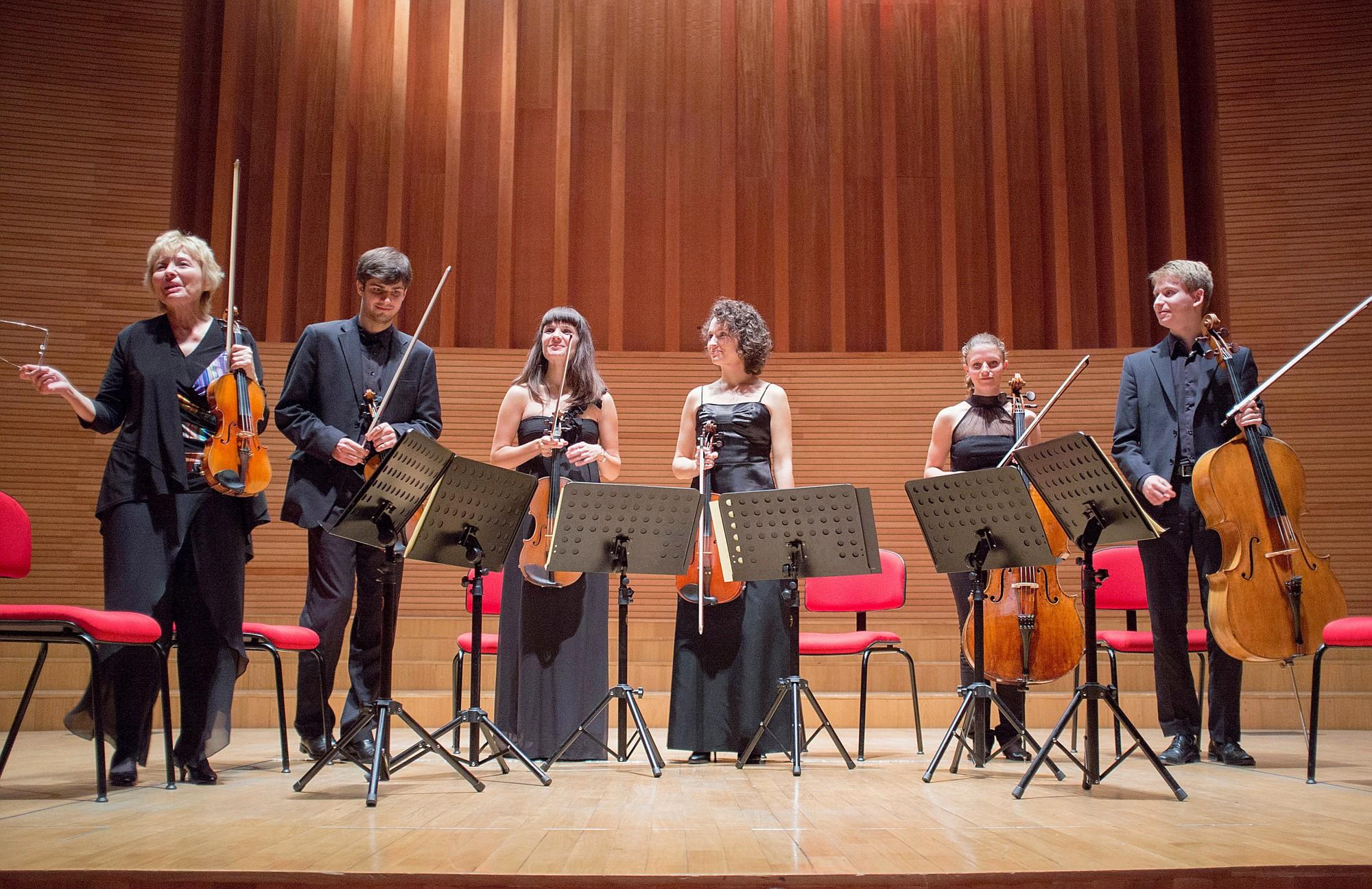 Wiener Kammermusikgruppe w Koncercie Inauguracyjnym w Sali Koncertowej Akademii Muzycznej w Katowicach (źródło: materiały prasowe organizatora)