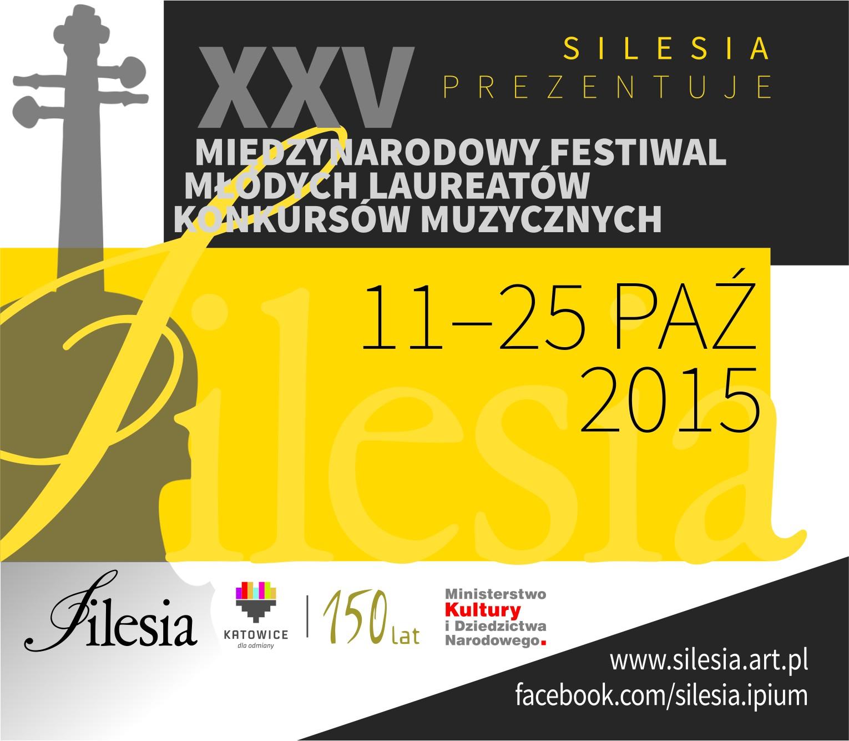 25. Międzynarodowy Festiwal Młodych Laureatów Konkursów Muzycznych (źródło: materiały prasowe organizatora)