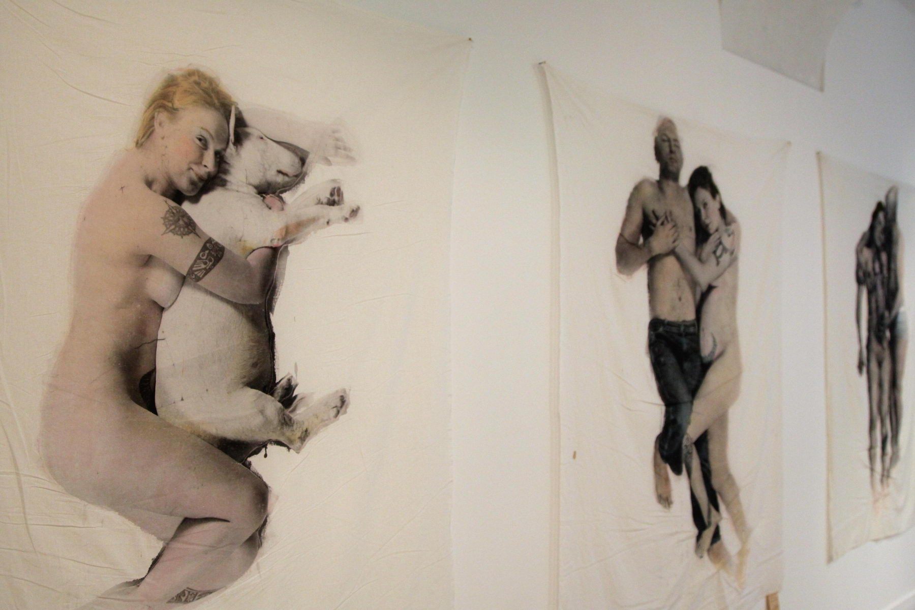 """Galeria Biała, wystawa """"Biała transformacja"""" (źródło: materiały prasowe organizatora)"""