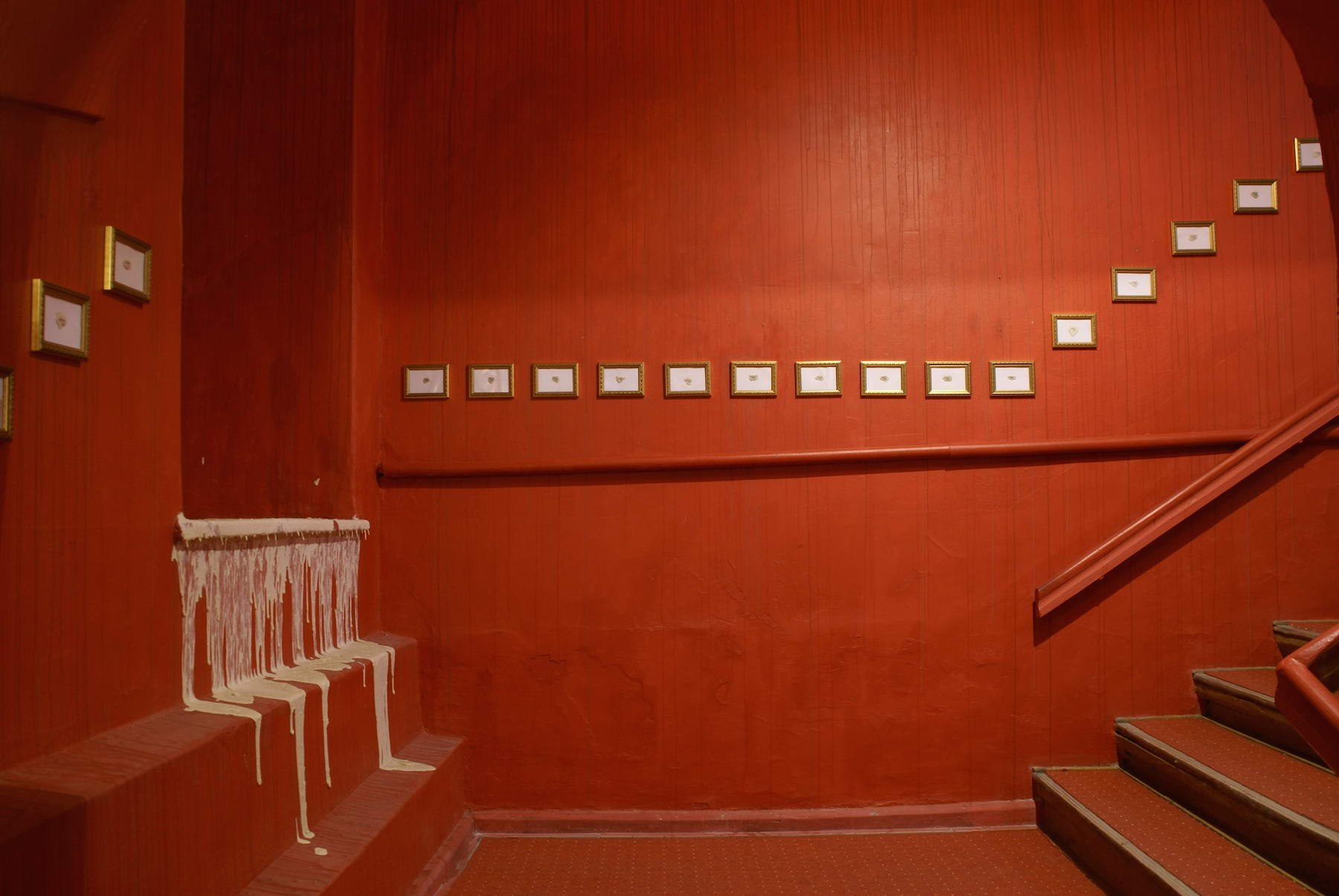 """Jan Gryka, """"Historia drobin. Czas utracony. Czas odzyskany"""", 2008 (źródło: materiały prasowe organizatora)"""