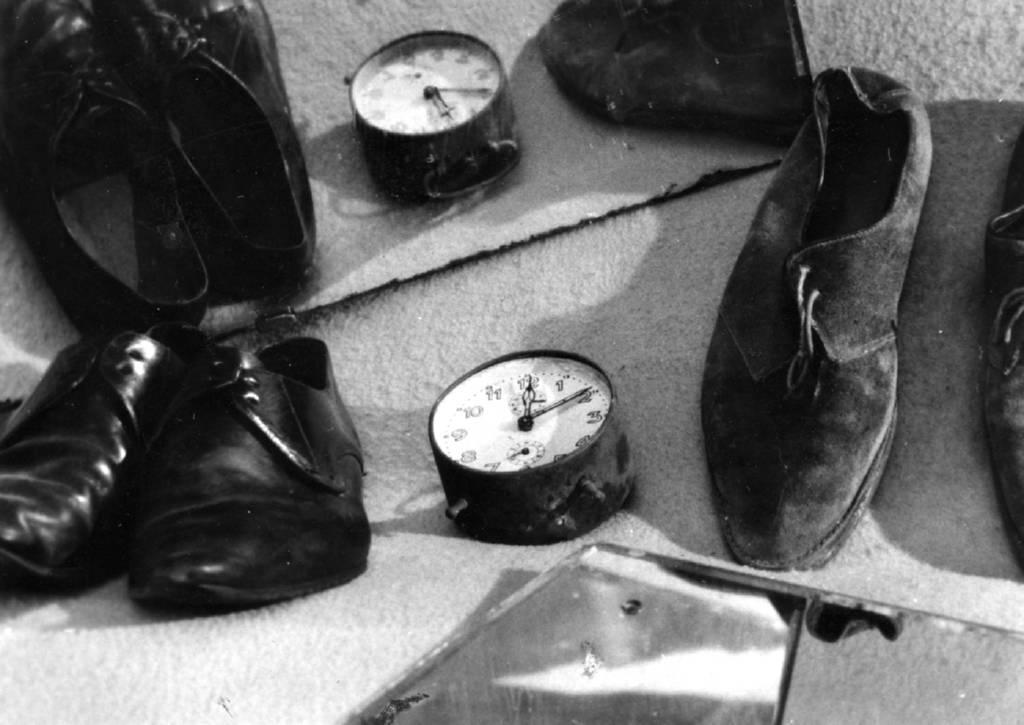 """Jarosław Kozłowski, """"Sytuacja"""", 1968, Galeria pod Mona Lisą, Wrocław, fot. dzięki uprzejmości artysty (źródło: materiały prasowe)"""