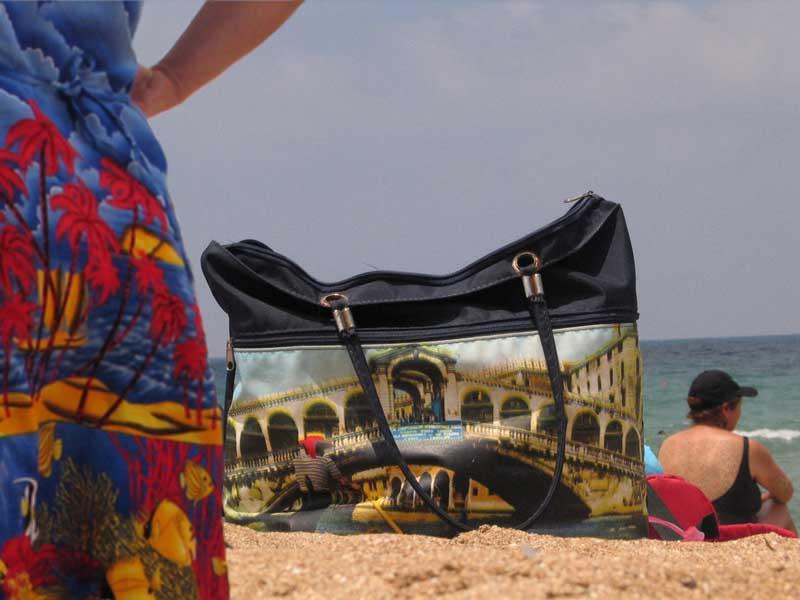 """Krisztina Erdei, """"Model ponte del Rialto"""" (źródło: materiały prasowe organizatora)"""