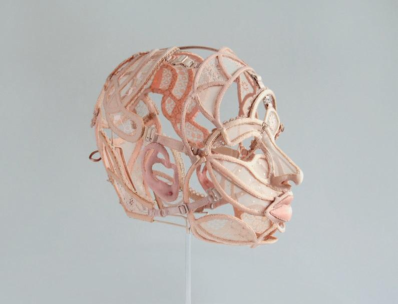 Diana Grabowska, z głowy, Wydział Rzeźby (źródło: materiały prasowe)