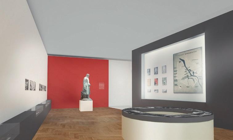 Ewa Haładyj, Miasto wyobrażone – Warszawa Stefana Starzyńskiego 1934–1939, Wydział Architektury Wnętrz (źródło: materiały prasowe)