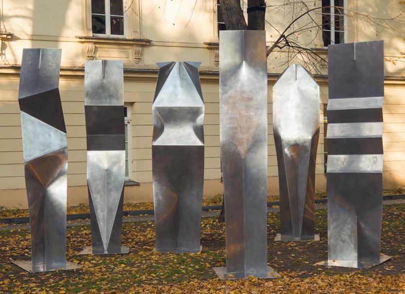 Krzysztof Renes, Universale, Wydział Rzeźby (źródło: materiały prasowe)