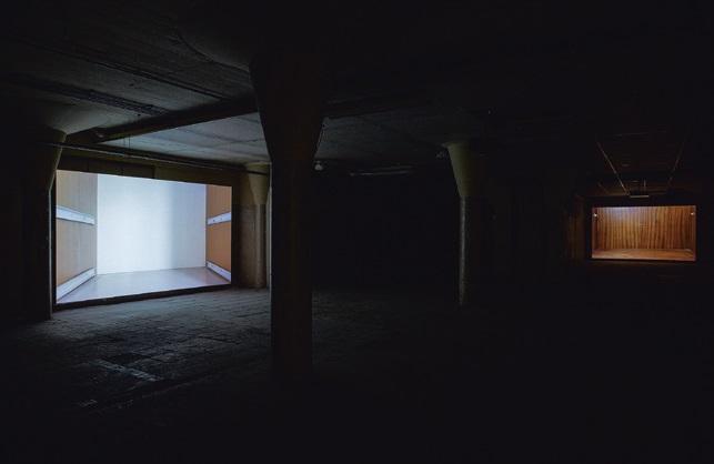 Magdalena Łazarczyk, Na piętrze po prawej nikogo nie ma, Wydział Sztuki Mediów (źródło: materiały prasowe)