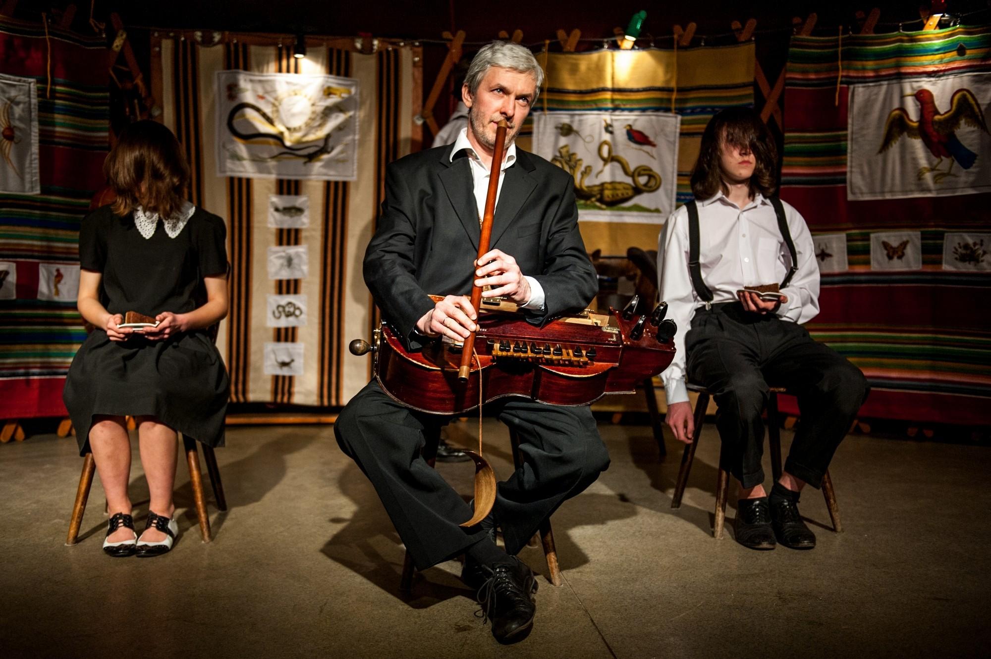 Jacek Halas, Międzynarodowy Festiwal Sztuki Opowiadania (źródło: materiały prasowe organizatora)