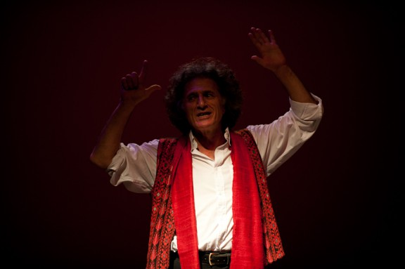 Jihad Darwiche, Międzynarodowy Festiwal Sztuki Opowiadania (źródło: materiały prasowe organizatora)