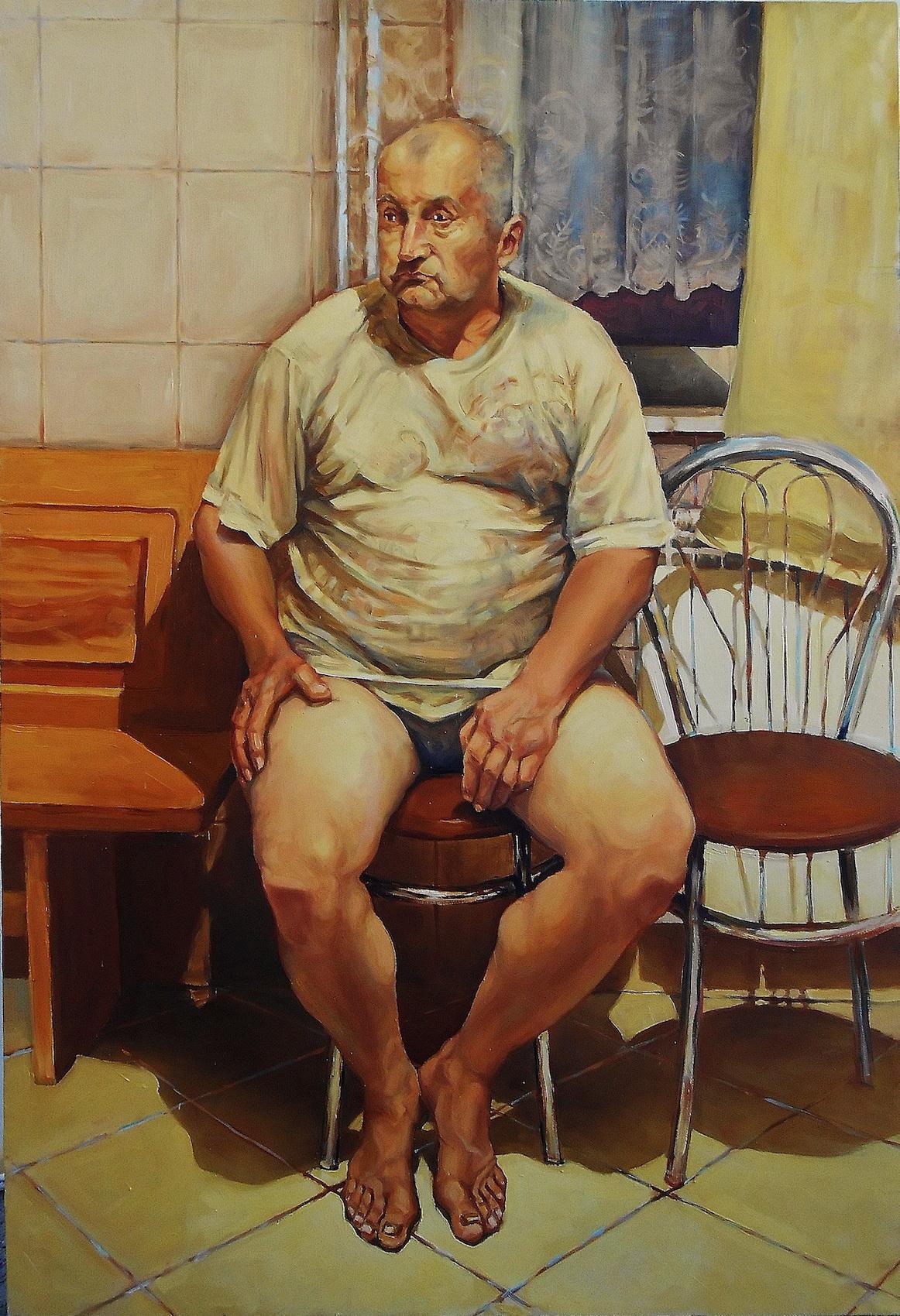 """Sławomir Kaproń, """"Bez tytułu"""", 2015 (źródło: materiały prasowe organizatora)"""