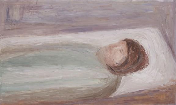 """Małgorzata Wróbel-Kruczenkow, z cyklu """"Obrazy intymne"""", """"Odejście"""", 2014 (źródło: materiały prasowe organizatora)"""