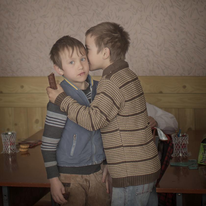 Åsa Sjöström, Szwecja, Moment Agency / INSTITUTE dla Socionomen / UNICEF. Baroncea, Mołdawia 2. Nagroda, Życie codzienne, Zdjęcie pojedyncze (źródło: materiały prasowe)