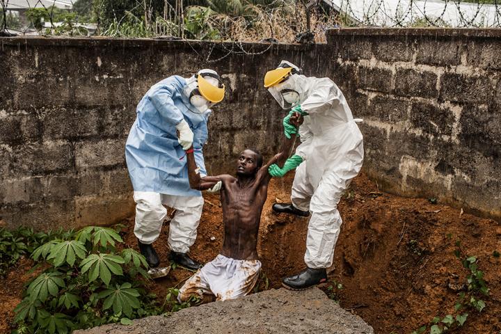 """Pete Muller, USA, Prime, dla """"National Geographic"""" / """"The Washington Post"""". Freetown, Sierra Leone. 1. Nagroda, Wiadomości Ogólne, Cykl (źródło: materiały prasowe)"""