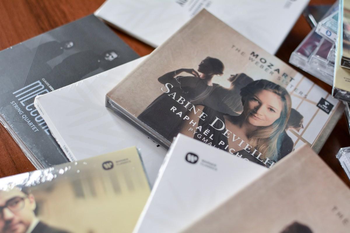 Nagrody konkursowe, Warner Music Poland
