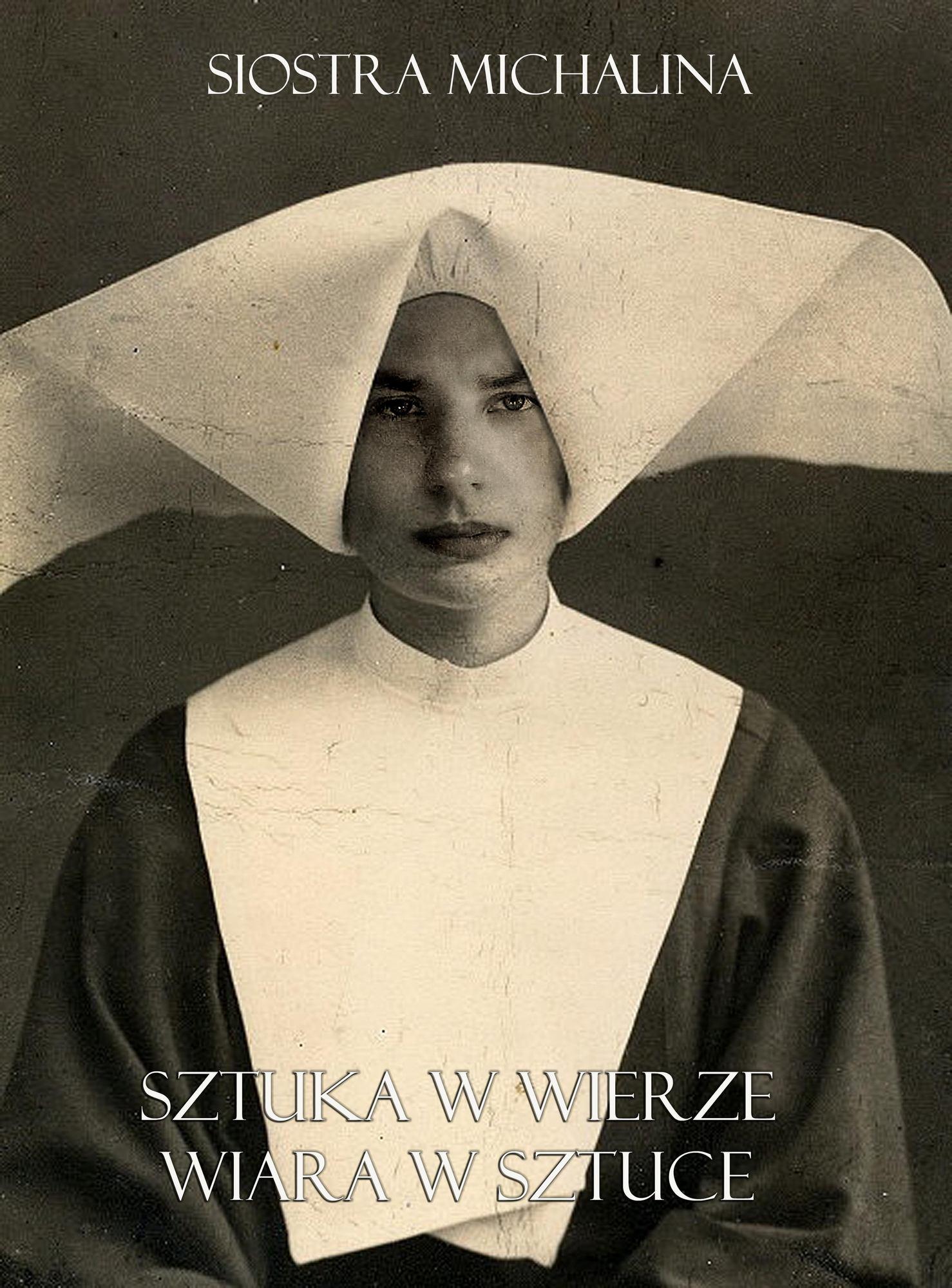 Siostra Michalina – okładka książki (źródło: materiały prasowe)