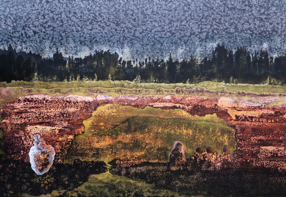 "Veronika Holcová, ""The Gate, Landscape with Soul"" (źródło: materiały prasowe organizatora)"