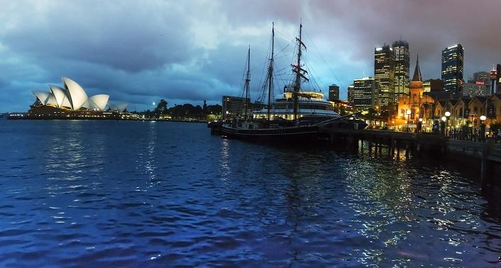 Sydney Opera House, fot. Jarosław Michał Sobczak (źródło: materiały prasowe organizatora)