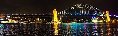 Sydney Harbour Bridge, fot. Jarosław Michał Sobczak (źródło: materiały prasowe organizatora)