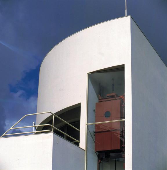 Álvaro Siza, Banco Borges e Irmão, Nagroda Unii Europejskiej w dziedzinie architektury współczesnej – Mies van der Rohe Award, 1988 (źródło: materiały prasowe organizatora)