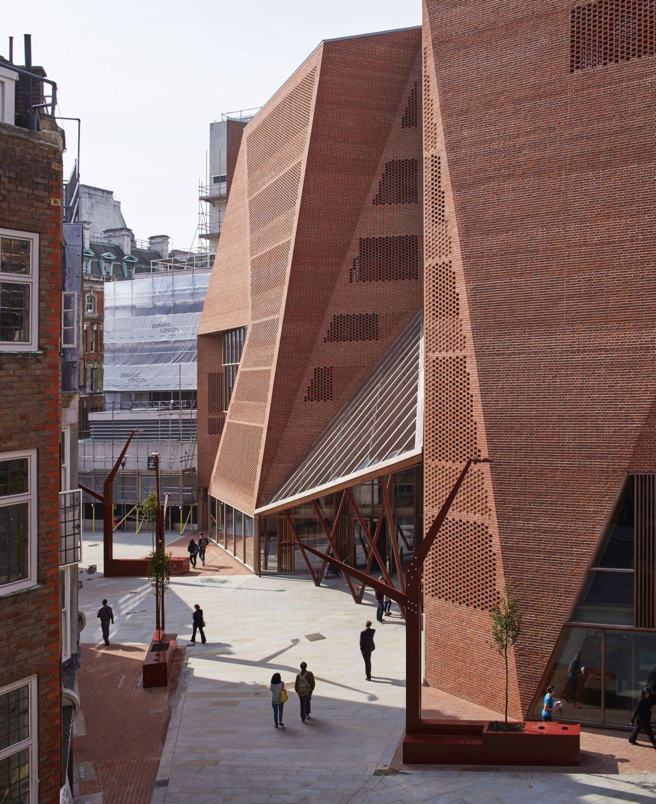 Centrum Studenckie Saw Swee Hock, Londyn, fot. Dennis Gilbert (źródło: materiały prasowe organizatora)