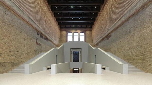 David Chipperfield, Neues Museum, Nagroda Unii Europejskiej w dziedzinie architektury współczesnej – Mies van der Rohe Award, 2011 (źródło: materiały prasowe organizatora)