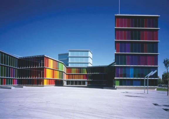 Emilio Tunon Álveres i Luis Moreno Mansilla, MUSAC, Nagroda Unii Europejskiej w dziedzinie architektury współczesnej – Mies van der Rohe Award, 2007 (źródło: materiały prasowe organizatora)