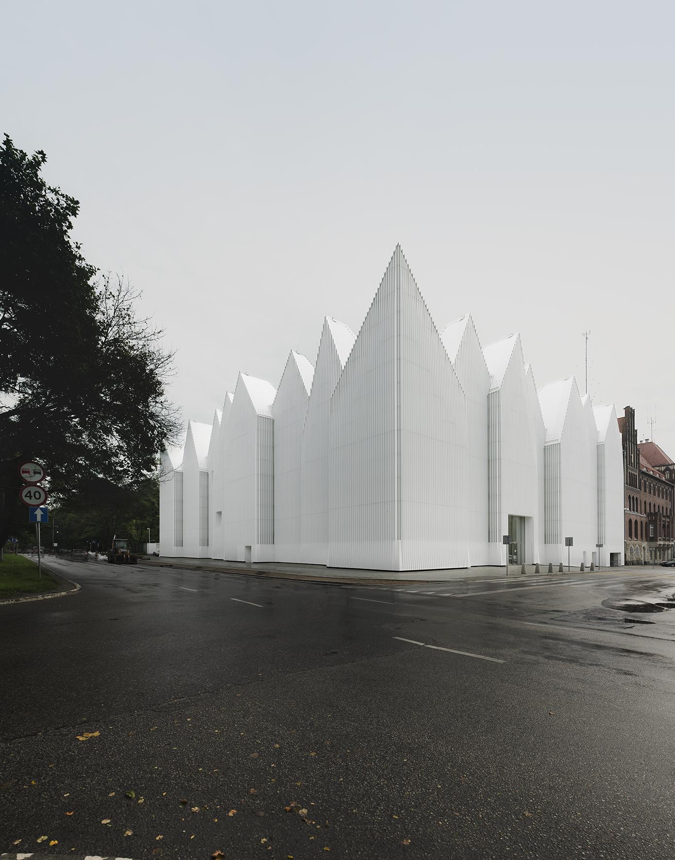 Filharmonia w Szczecinie, fot. Simon Menges (źródło: materiały prasowe organizatora)