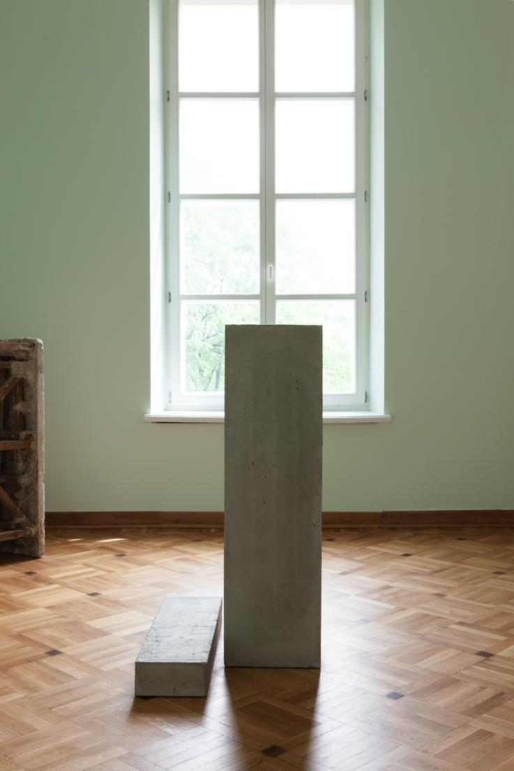 """Iza Tarasewicz, """"Obeliscus"""", 2011, dzięki uprzejmości artystki i BWA Warszawa. Fot. Piotr Żyliński (źródło: materiały prasowe organizatora)"""