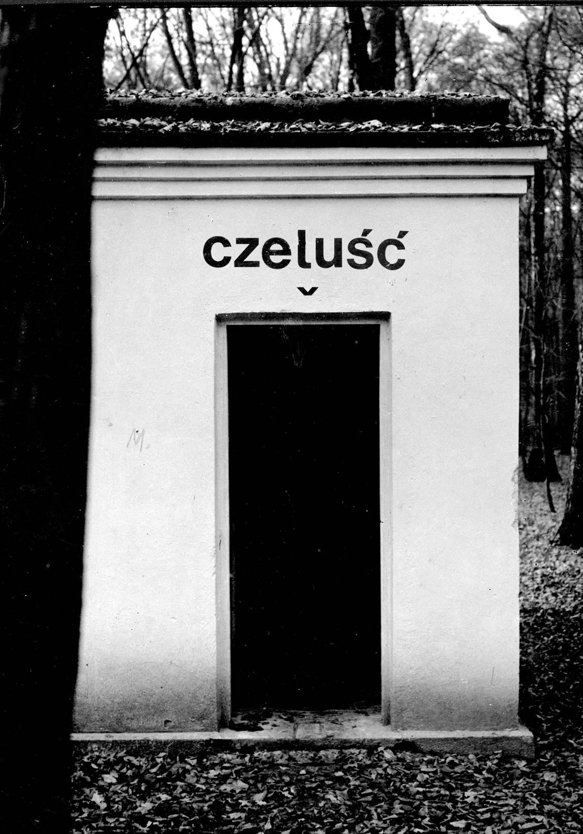 """Józef Robakowski, """"Czeluść"""" (źródło: materiały prasowe organizatora)"""